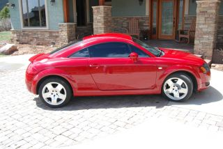 2001 Audi Tt Coupe Quattro 225hp photo