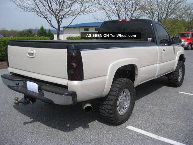 2007 Buick Lucerne Black >> 2007 Chevrolet Silverado 3500, 6. 6l Duramax, Custom Paint, Lots Of Extras