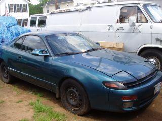 1993 Toyota Celica Gt photo