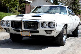 1969 Pontiac Firebird Trans Am Replica Tribute Car photo
