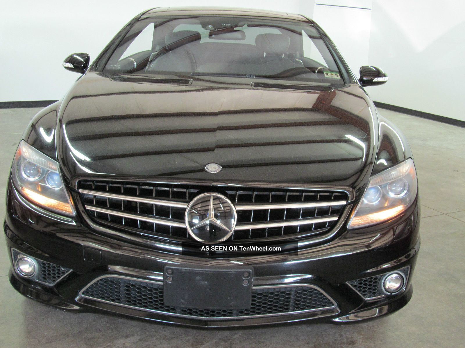 2009 mercedes benz cl63 amg base coupe 2 door 6 3l. Black Bedroom Furniture Sets. Home Design Ideas