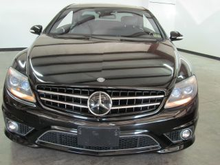 2009 Mercedes - Benz Cl63 Amg Base Coupe 2 - Door 6.  3l photo