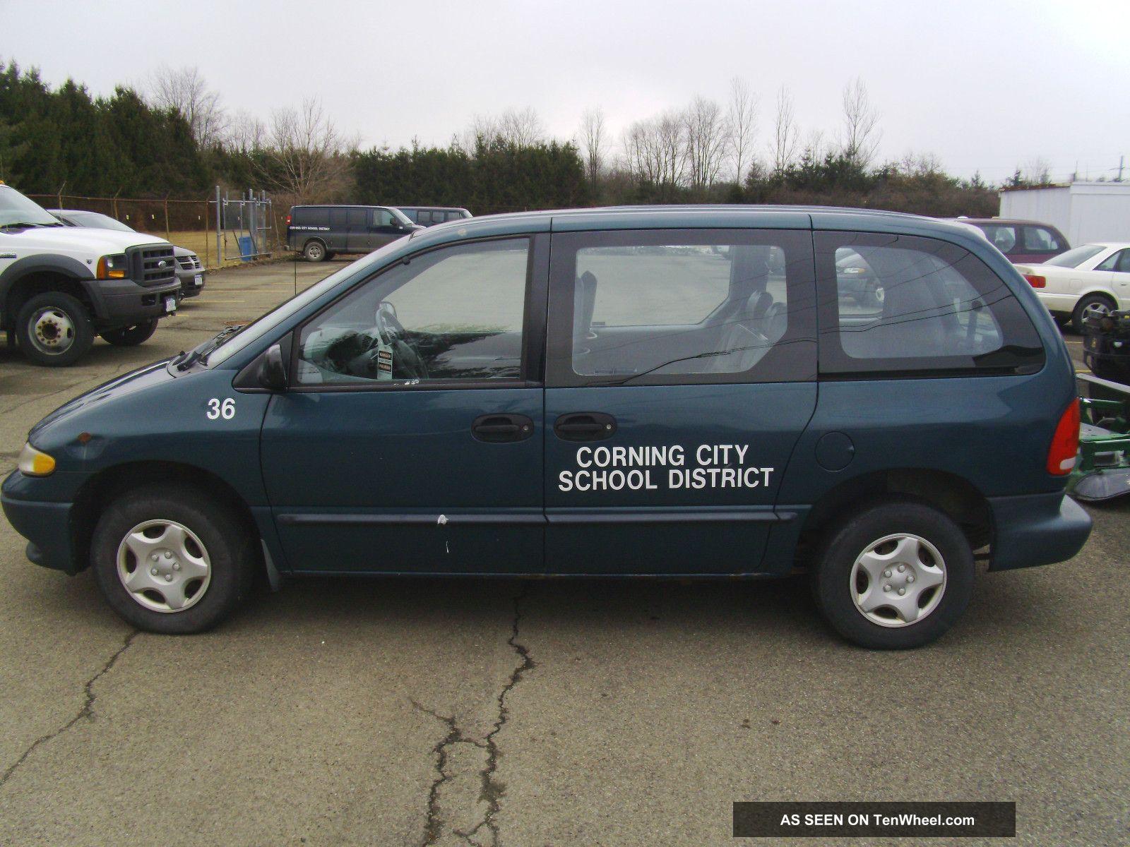 2000 dodge caravan 3 3l base 7 passenger van 4 door teal for 2000 dodge caravan window motor
