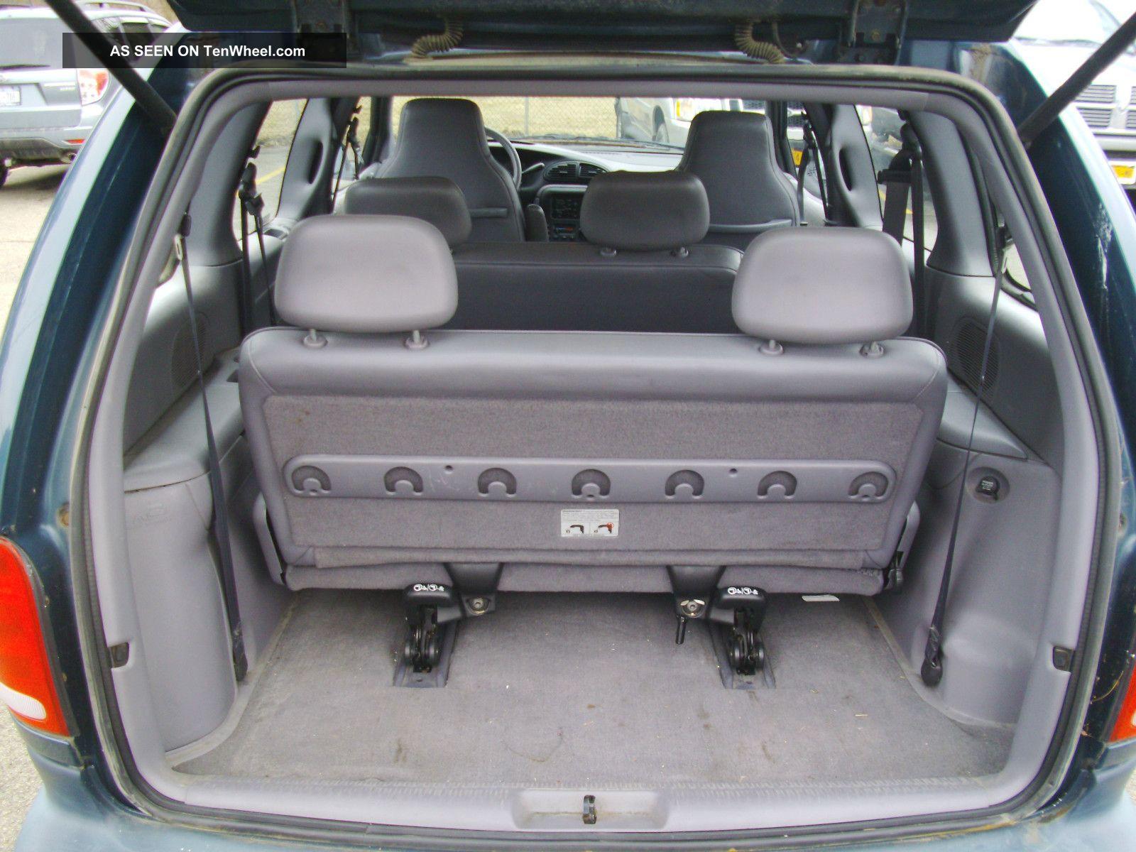 2000 Dodge Caravan 3 3l Base 7 Passenger Van 4 Door Teal 2001 Durango Map Sensor Wiring Diagram