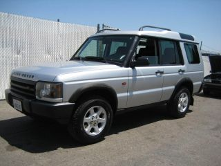2003 Land Rover Discovery, photo