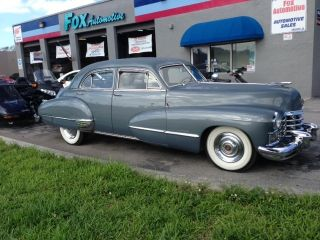 1947 Cadillac 4 Door Sedan Classic photo