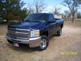 2008 Chevrolet Silverado 2500 Hd Wt Standard Cab Pickup 2 - Door 6.  0l photo
