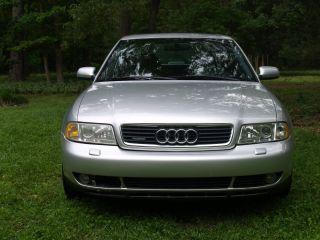 2000 Audi A4 1.  8 Turbo Quatro photo