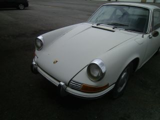 1969 Porsche - - Very - - California Car 67,  68,  70,  71,  72,  73 photo