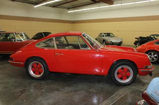 1966 Porsche 911 Coupe photo