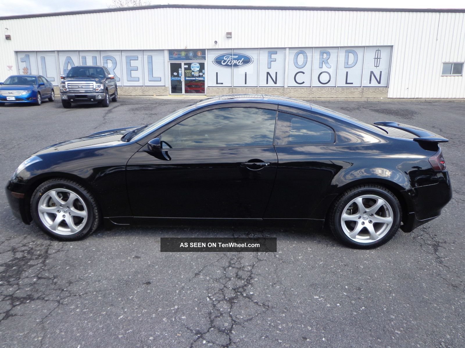 2007 infiniti g35 automatic coupe 44k video. Black Bedroom Furniture Sets. Home Design Ideas