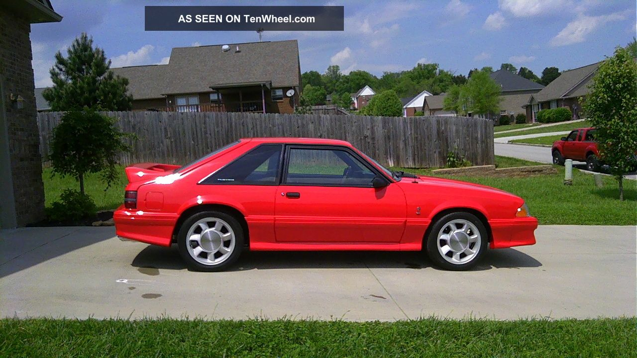 1993 ford mustang gt 5 0 specs car autos gallery. Black Bedroom Furniture Sets. Home Design Ideas
