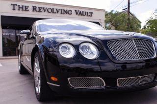 2004 Bentley Continental Gt Twin Turbo 6.  0l W / All Wheel Drive photo