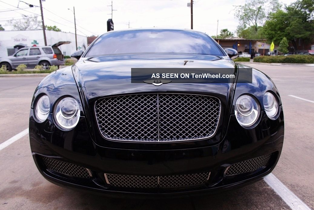 2004 bentley continental gt twin turbo 6 0l w all wheel drive. Cars Review. Best American Auto & Cars Review