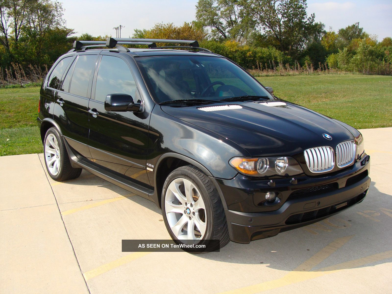2006 bmw x5 x5 4 8is xdrive awd crossover w panoramic roof. Black Bedroom Furniture Sets. Home Design Ideas