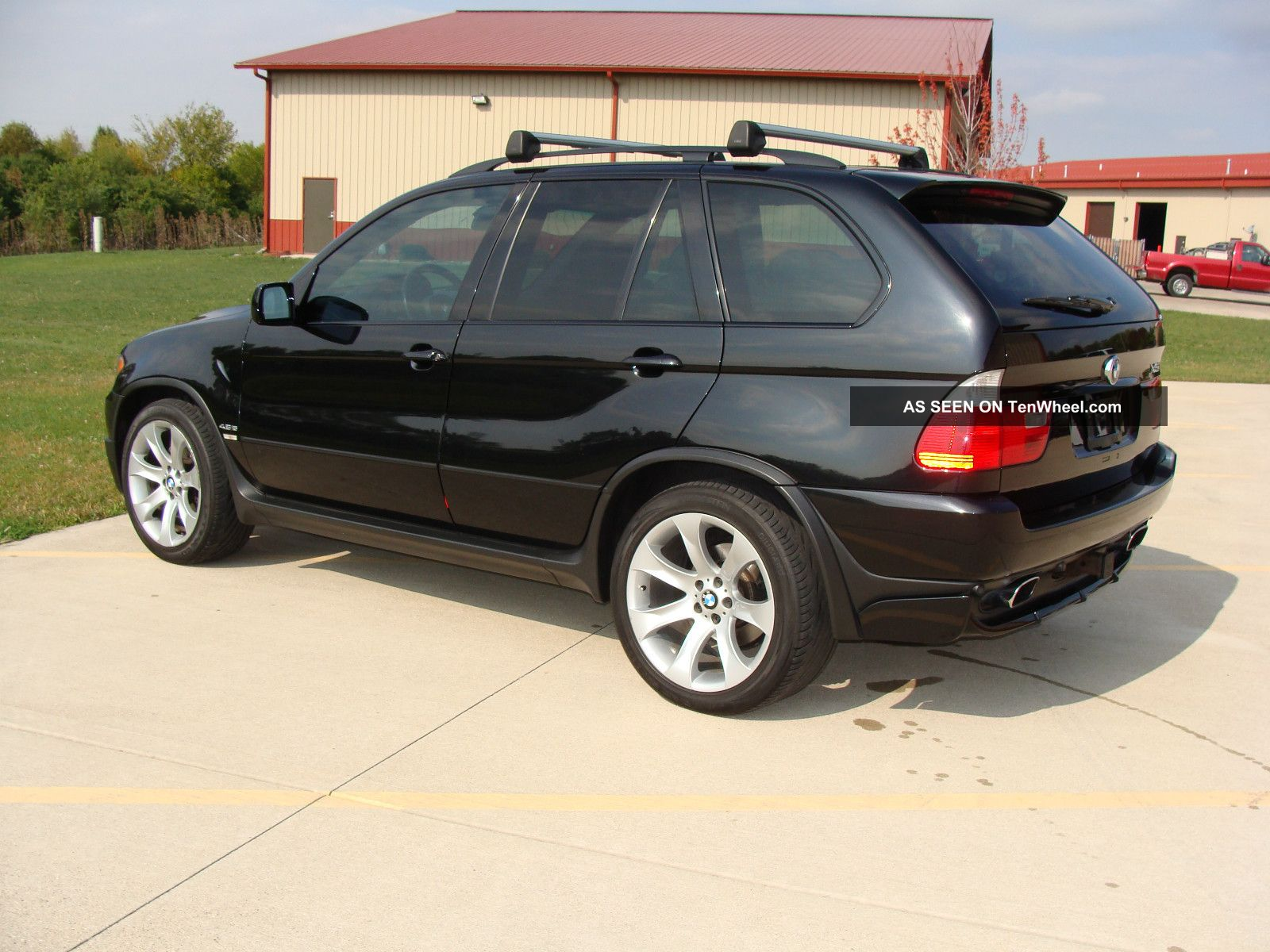 2006 Bmw X5 X5 4 8is Xdrive Awd Crossover W Panoramic Roof