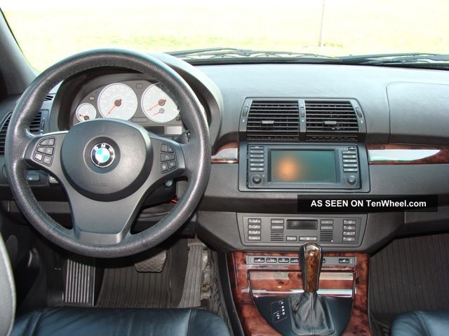 2006 Bmw X5 4 8is Xdrive Awd Crossover W Panoramic Roof