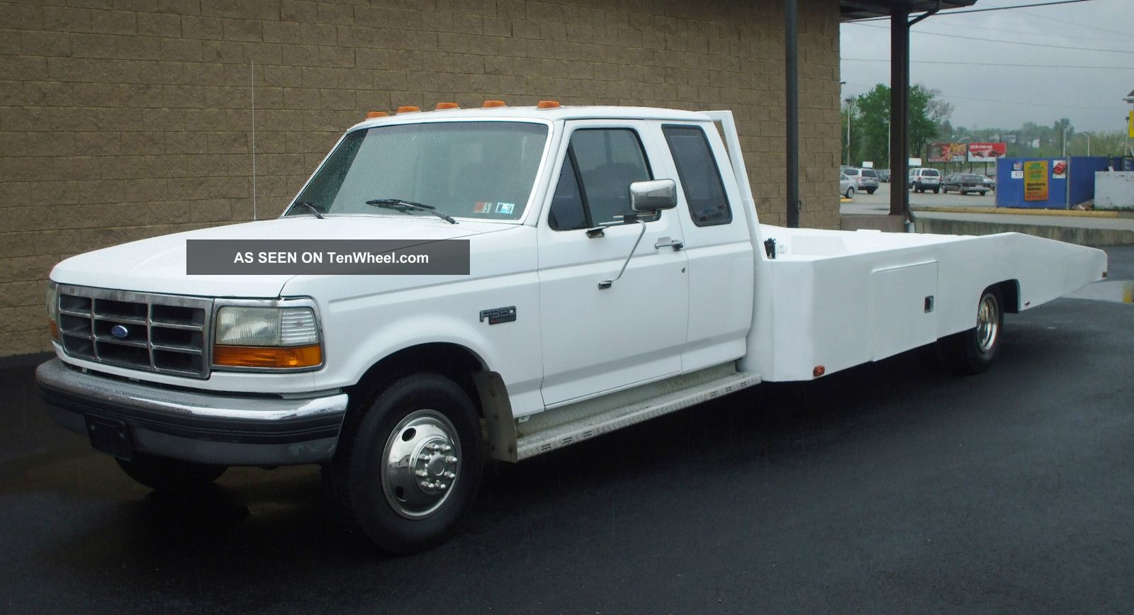 Ford F Xlt Excab L Car Hauler Lgw on 1992 Acura Integra Rs