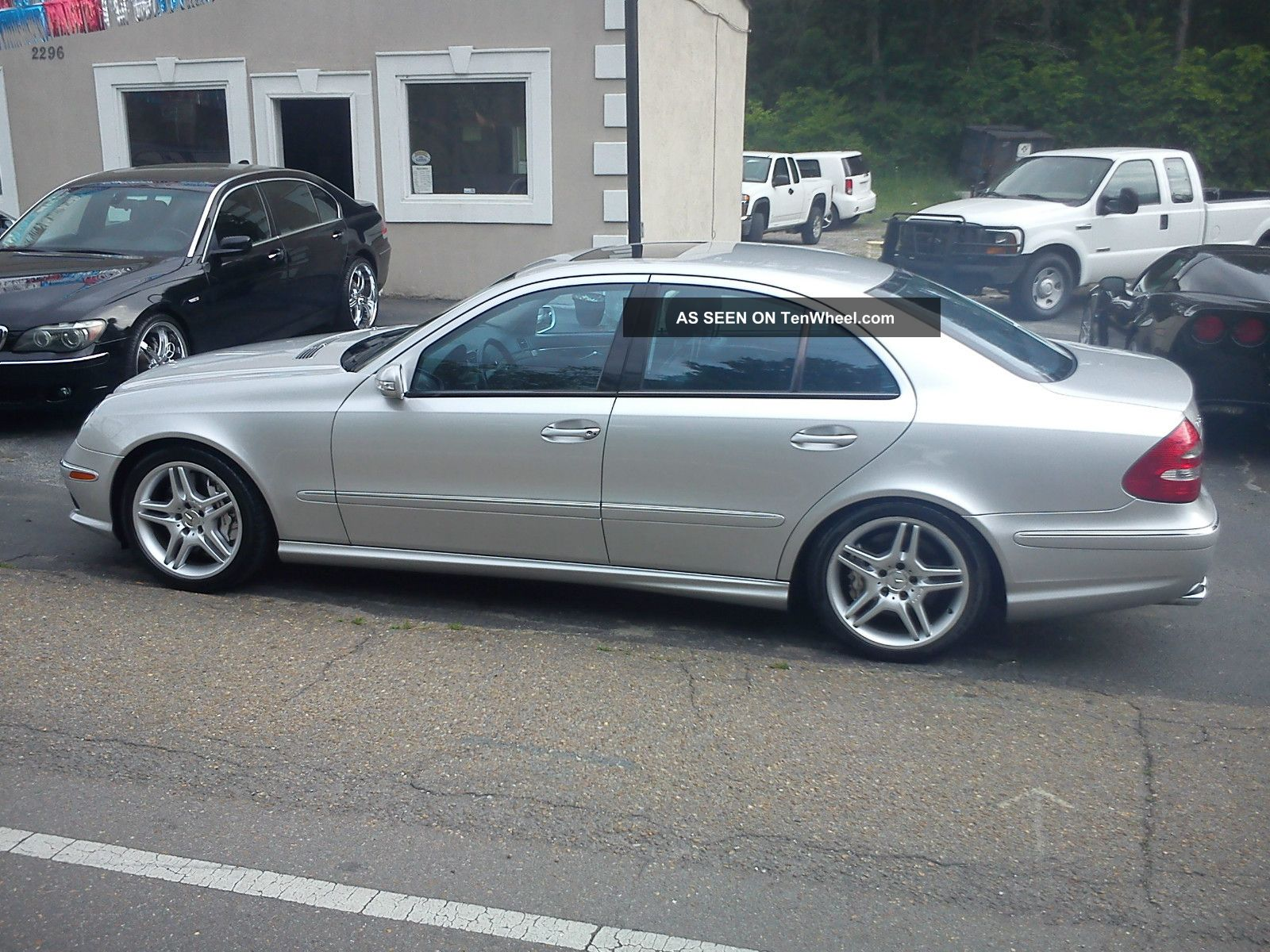 2005 mercedes benz e55 amg supercharged 469hp supercar for 2005 mercedes benz e55 amg