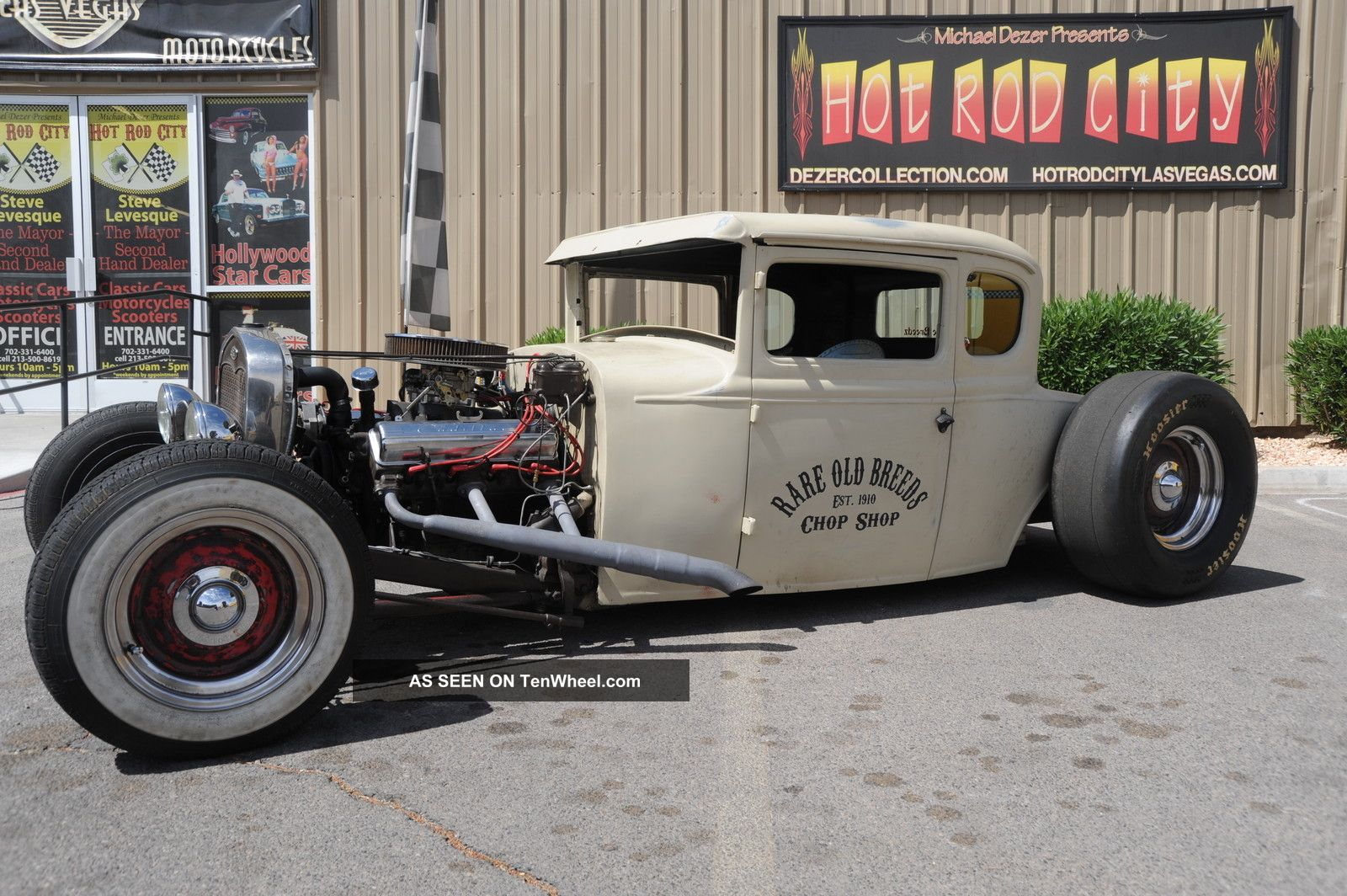 1930 ford rat rod fresh caddy 331 v8 turbo 350 disc. Black Bedroom Furniture Sets. Home Design Ideas