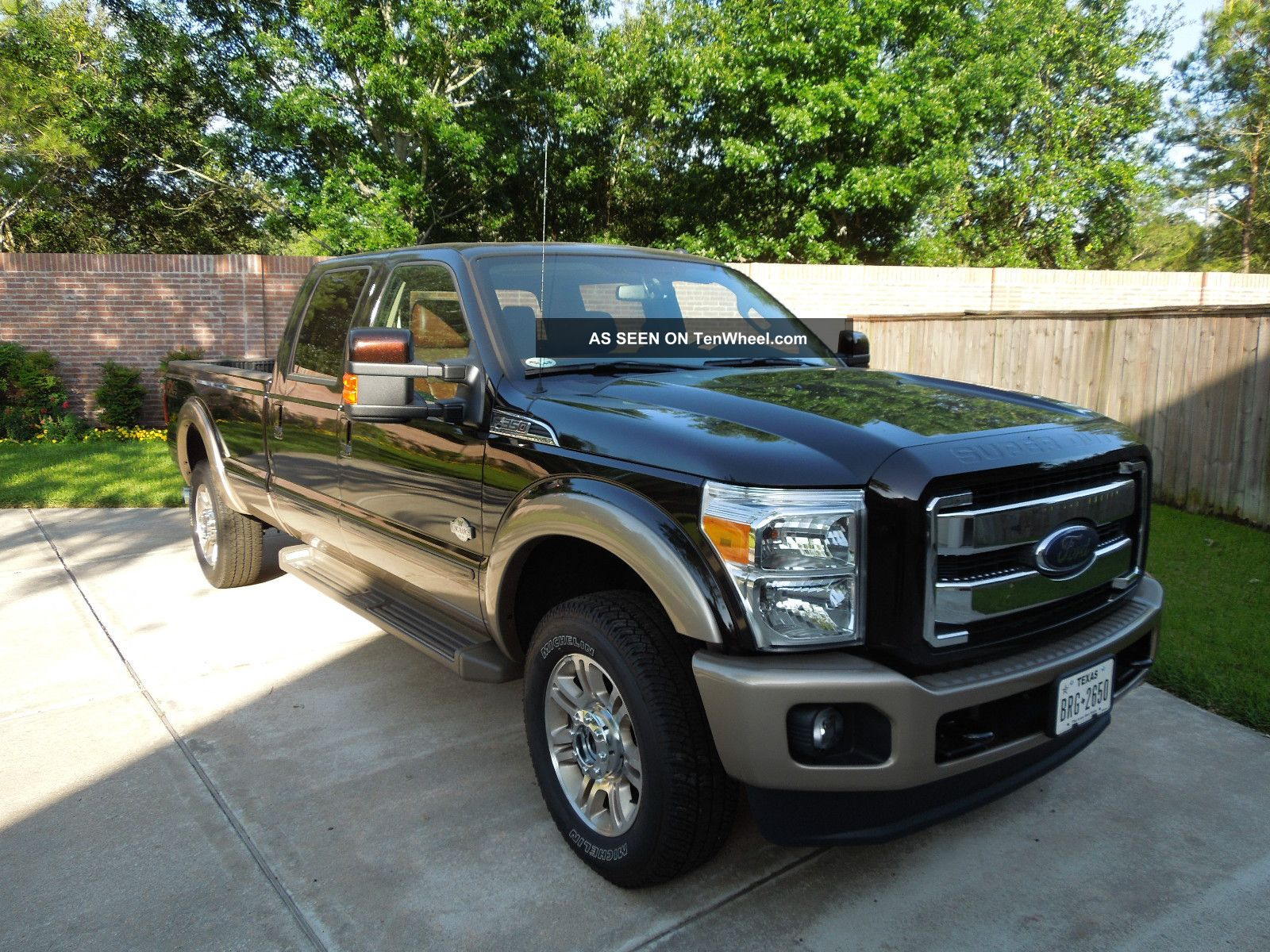 2013 Ford F350 King Ranch Truck By Owner F-350 photo
