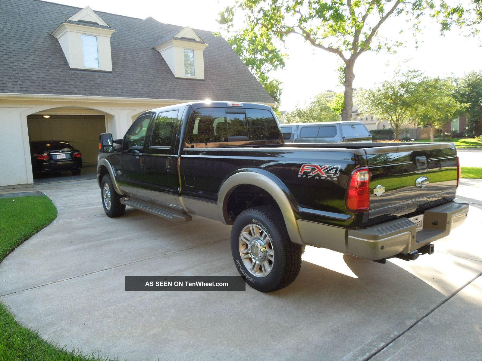2013 Ford F350 King Ranch Truck By Owner