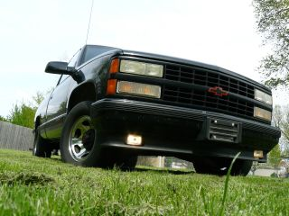 1990 454ss C1500 Chevrolet Pick Up Truck Sport Chevy photo