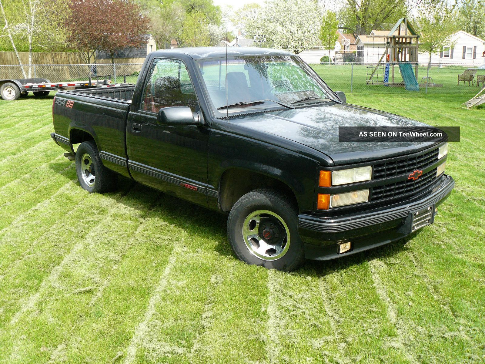 1990 454ss c1500 chevrolet pick up truck sport chevy. Black Bedroom Furniture Sets. Home Design Ideas