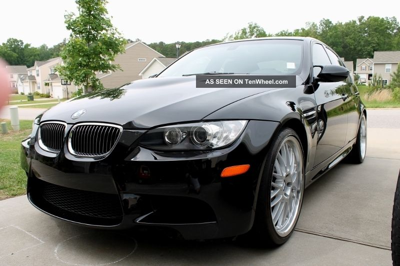 2008 Bmw M3 Base Sedan 4 - Door 4.  0l M3 photo