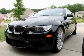 2008 Bmw M3 Base Sedan 4 - Door 4.  0l photo