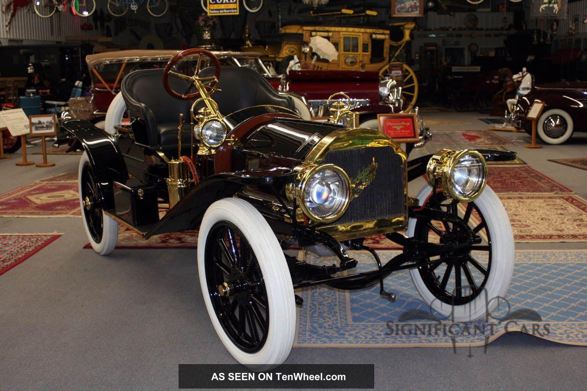 Acura Of Dayton >> 1907 Stoddard - Dayton Model K Runabout - 1 Of 4 Known