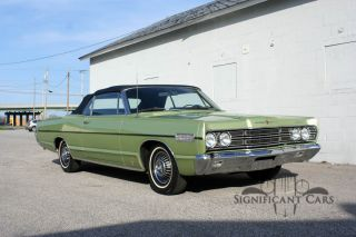 1967 Mercury S55 Convertible - 1 Of 1 Known History photo