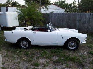 1967 Sunbeam Alpine 1725 Car Is Solid photo