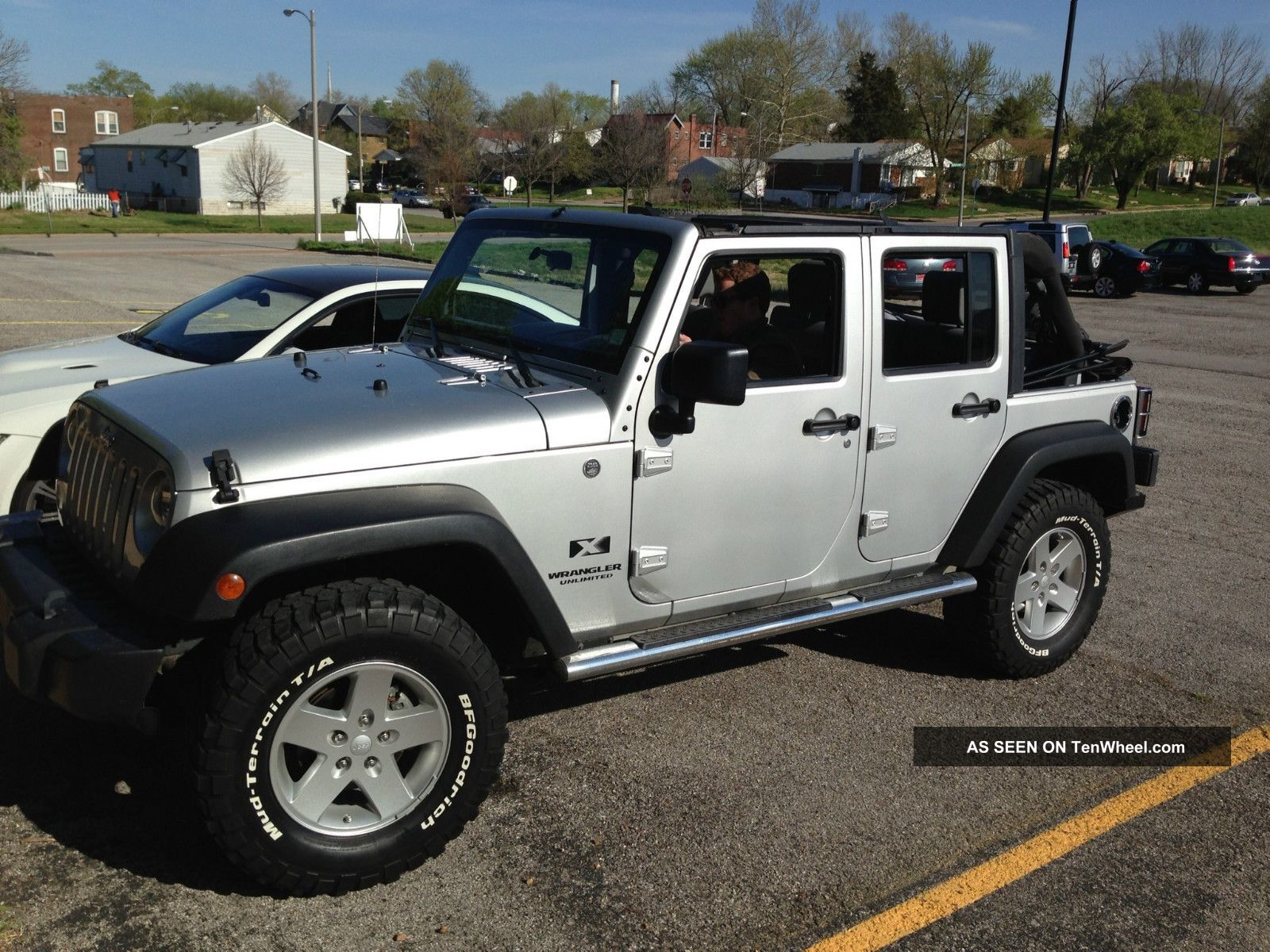 2008 jeep wrangler unlimited x lift kit upgraded steel bumper. Cars Review. Best American Auto & Cars Review