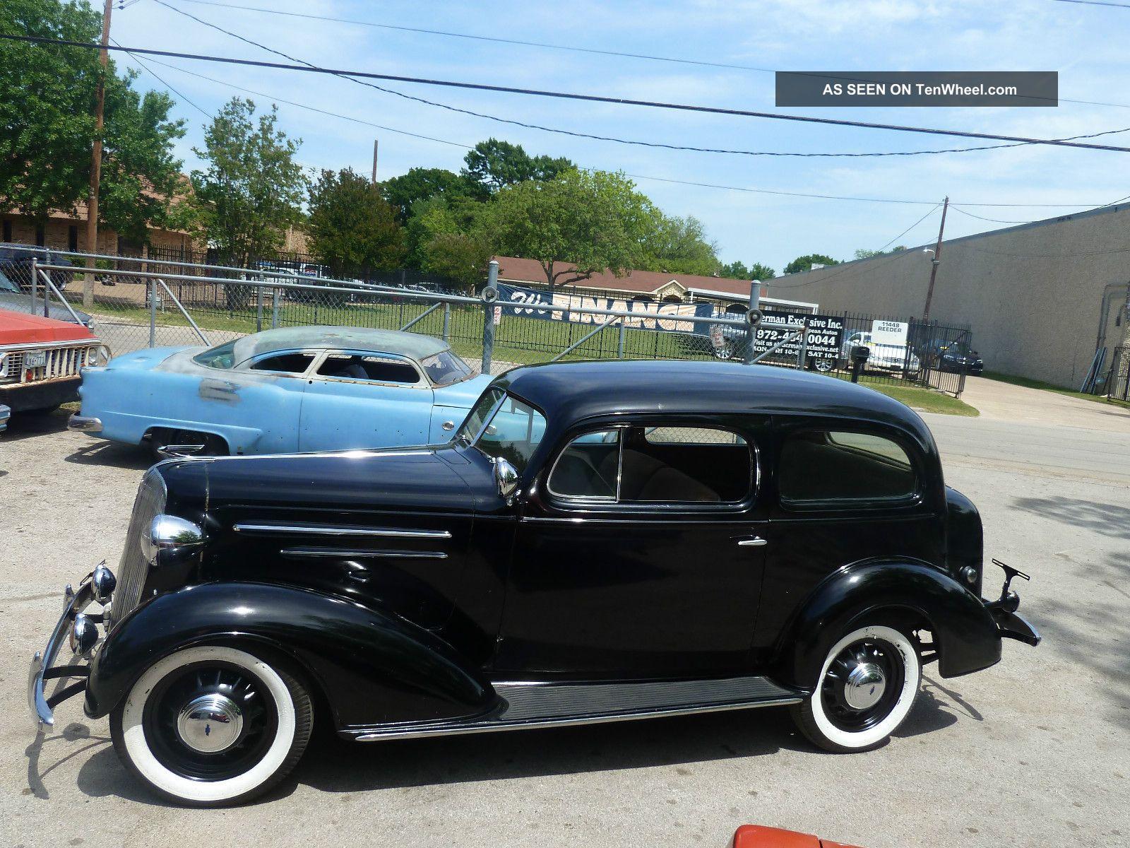 1936 chevy 2dr master deluxe sedan zero rust survivor for 1936 chevy sedan 4 door