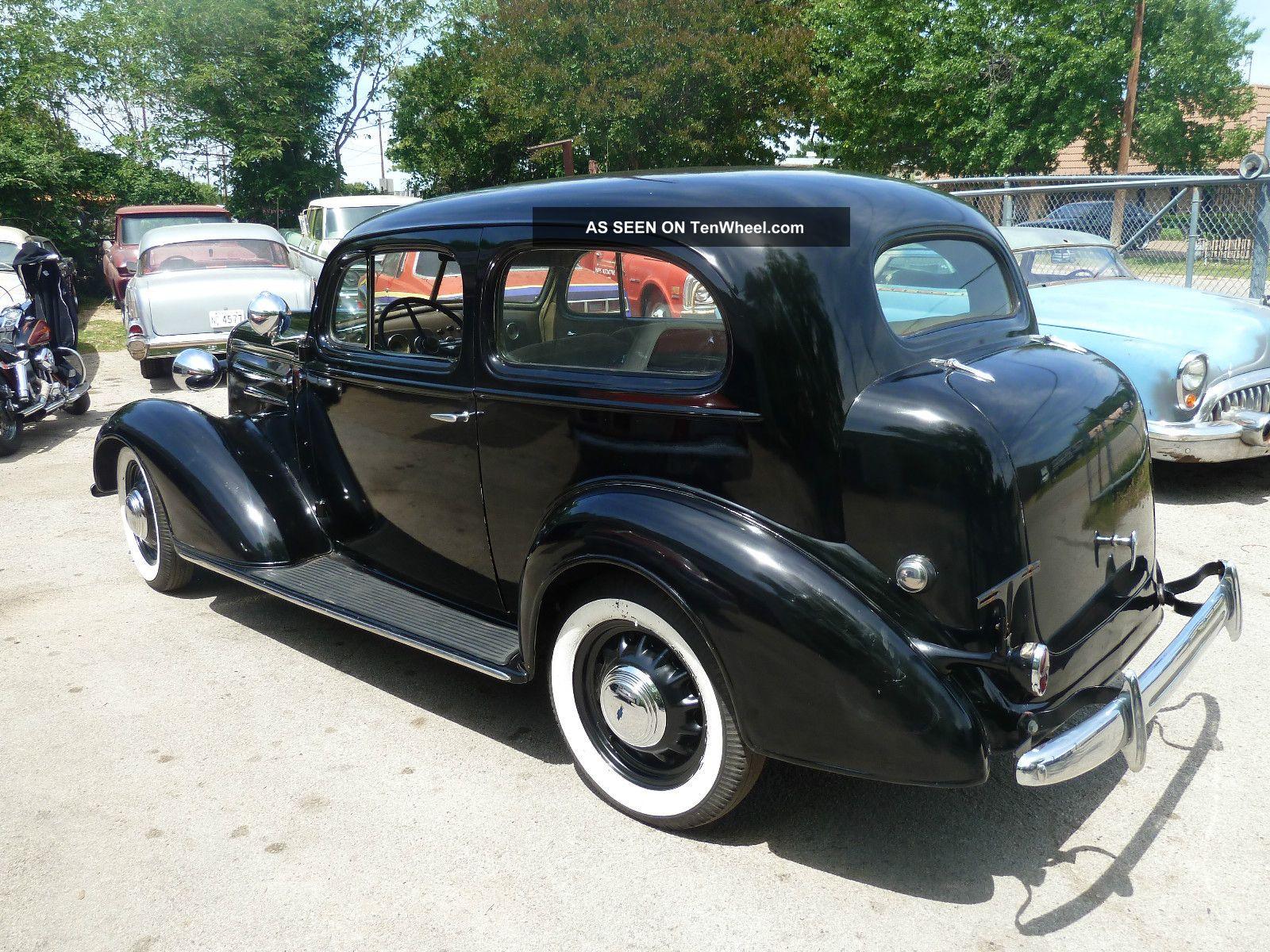 1936 chevy 2dr master deluxe sedan zero rust survivor for 1936 chevy 4 door sedan