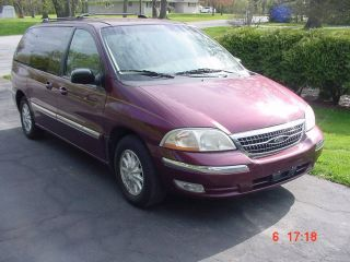 2000 Ford Windstar Se Van photo