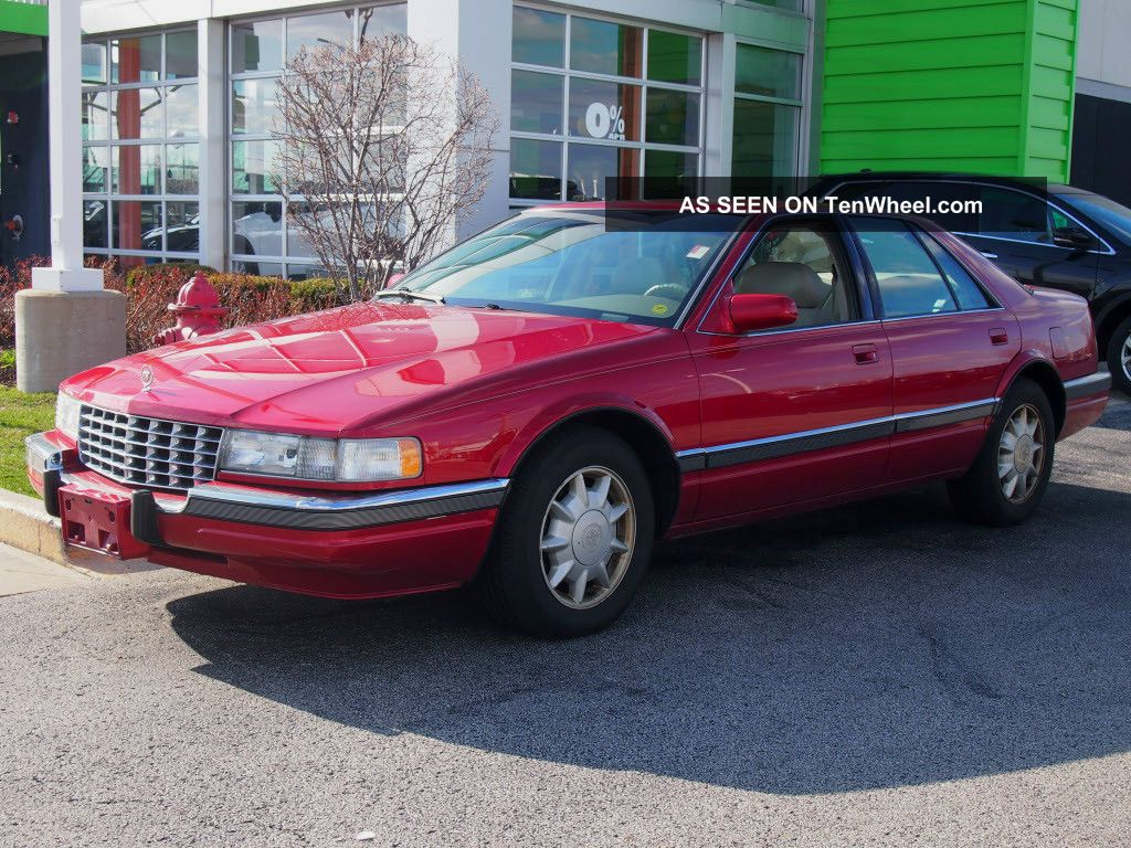 1996 Cadillac Seville Sls - Only 2 Owners Very Seville photo