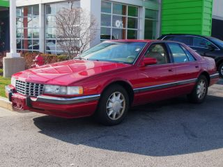 1996 Cadillac Seville Sls - Only 2 Owners Very photo