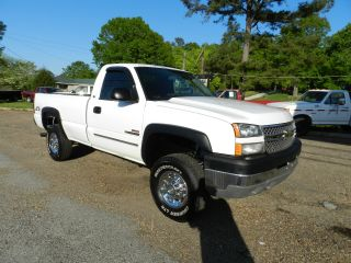 2004 Chev Silverado 2500hd 4x4 Duramax Diesel Find photo