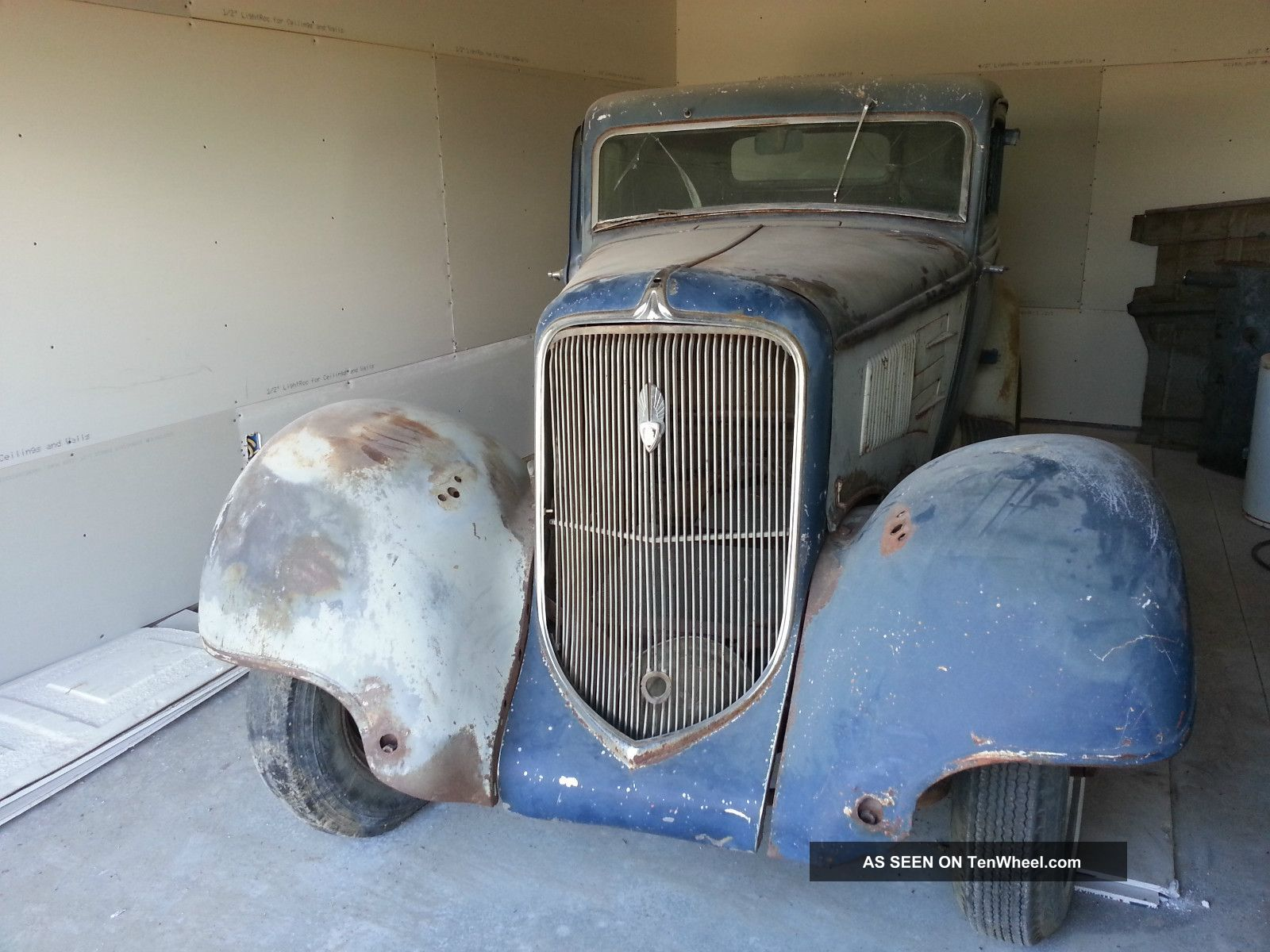 1934 Plymouth Pe Coupe 1933 Mopar 1932 Dodge Chevy Ford Rat Rod