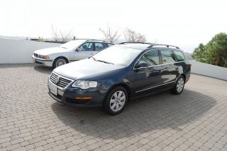 2007 California Volkswagen Passat 2.  0t Wagon 4 - Door 2.  0l Loaded photo