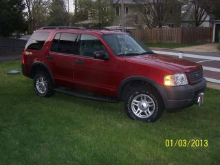 2003 Ford Explorer Xls Sport Utility 4 - Door 4.  0l photo