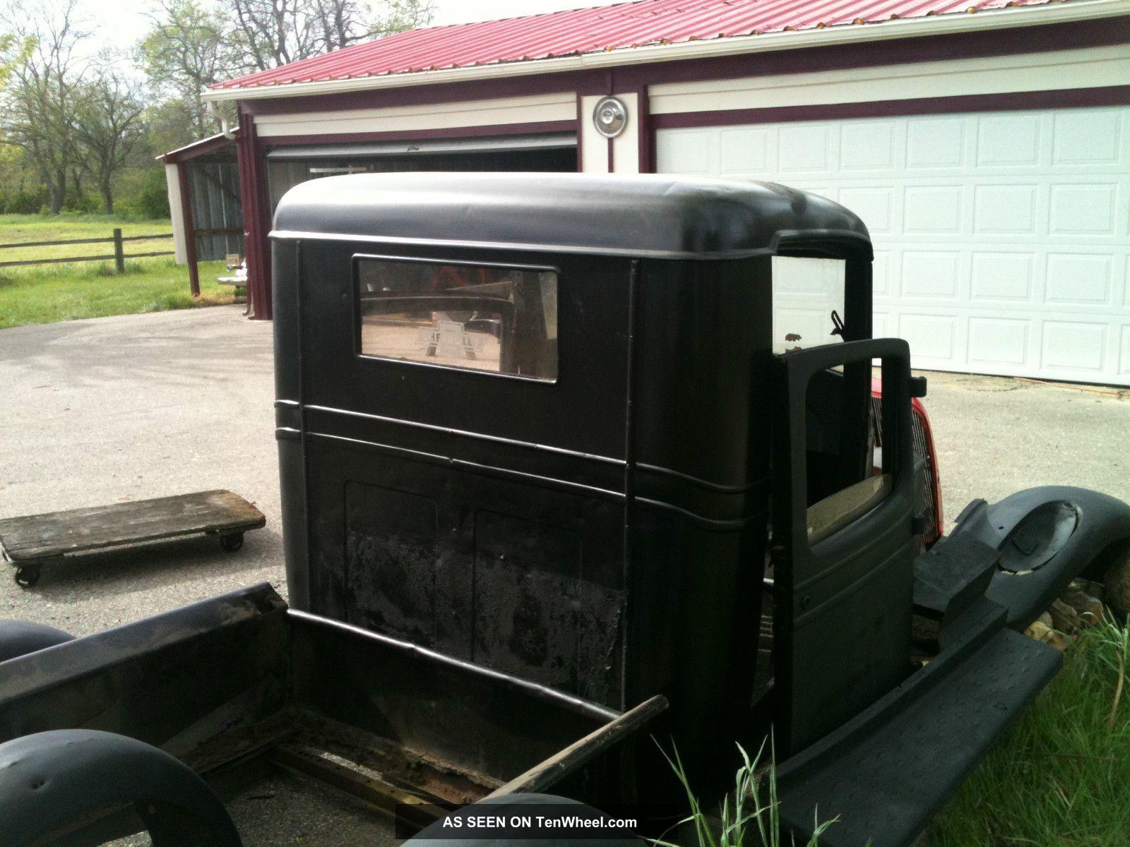 1935 Chevrolet Custom Truck Project Blown 327 Custom Chassis