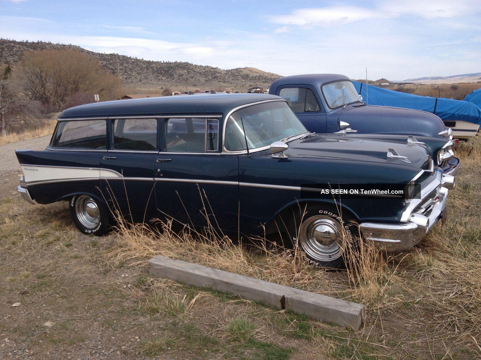 1957 Chevy Wagon Bel Air/150/210 photo