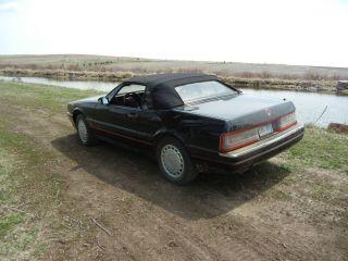 1990 Cadillac Allante photo