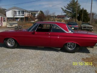 1965 Plymouth Belvedere Pro Street photo