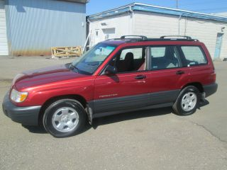 2001 Subaru Forester - - With Only 63k Mile On Engine - - photo