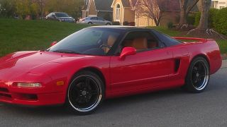 1994 Acura Nsx Base Coupe 2 - Door 3.  0l photo
