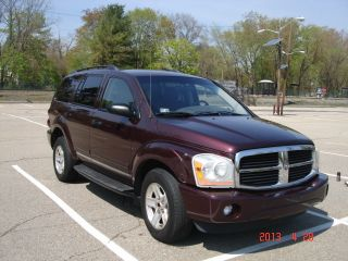 2004 Dodge Durango Slt 5.  7 Hemi 4x4 photo